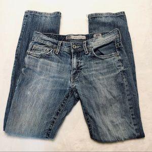 BKE Carter Straight Jeans